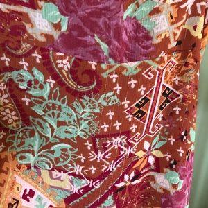 Lane Bryant Tops - Lane Bryant Summer Multi Color Camisole Top Sz 20